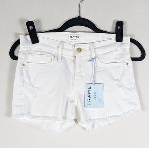 NWT Frame Denim Le Cutoff Jean Shorts x Revolve